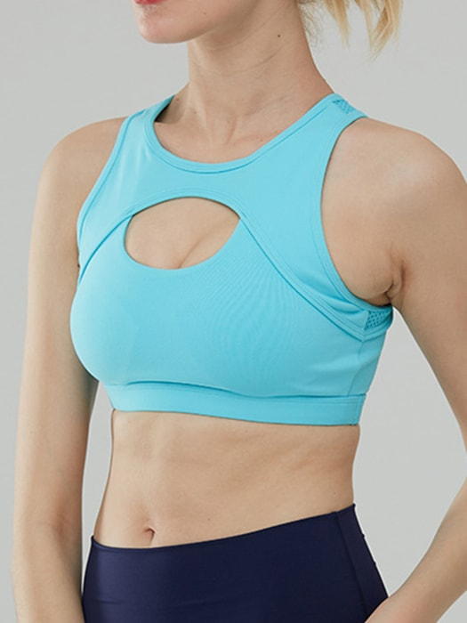 Sport Bra With Cut Out Detials