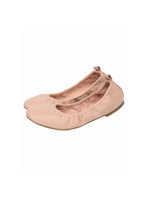Ballet Pumps In Pink
