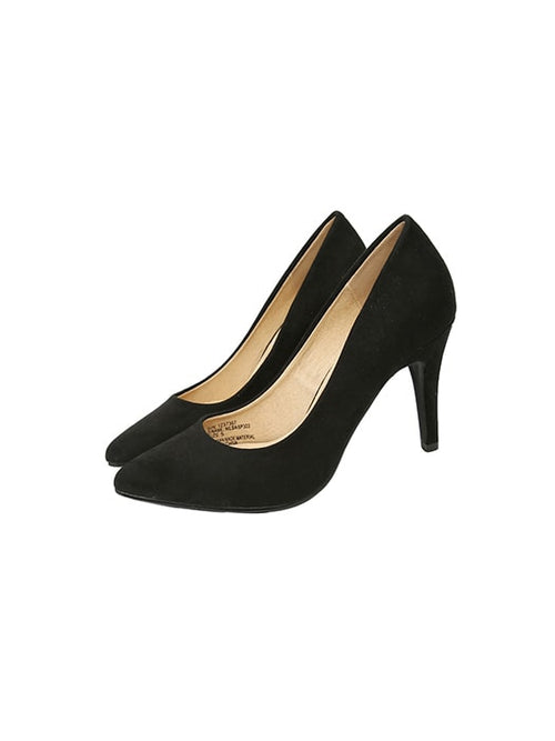Point Toe High Heel Pumps