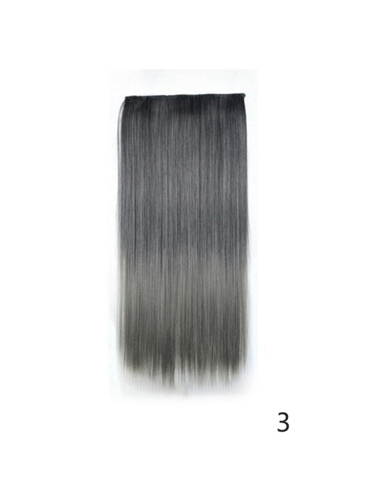 Silver Gray Collection Ombre Hair Extensions