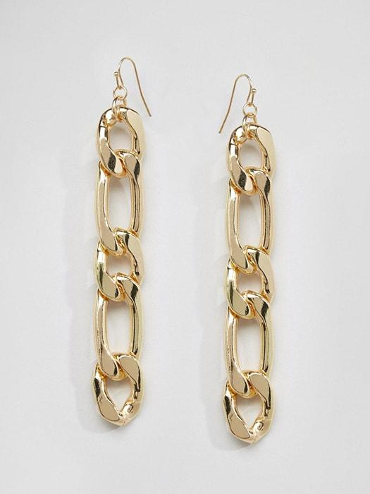 Chic Link Chain Earrings