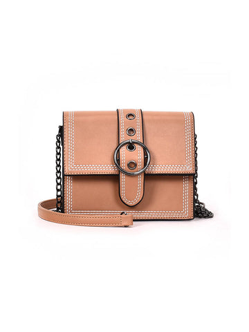Star Chain Fringe Cross Body Bag