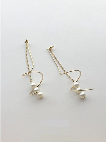Deer's Forest Earring