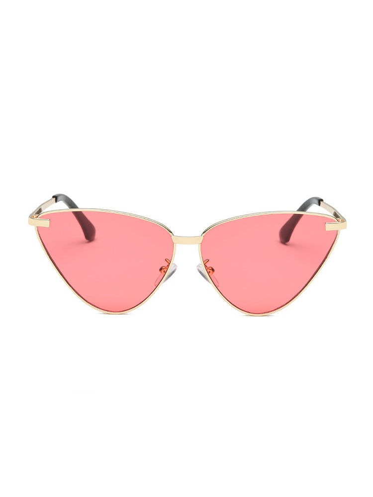 Tinted Cat Eye Sunglasses