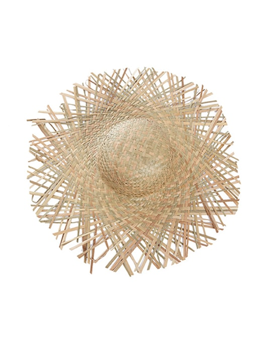 Exquisite Detailed Weaving Straw Hat