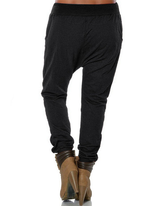 Fashion Chino Hipsters Harem Pants