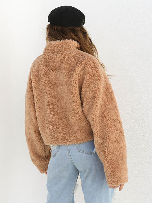 Fluffy Pullover Warm Sweaters