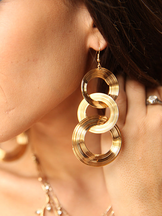 Interloping Earrings