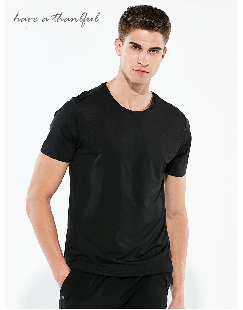 Men's Hydrophobic T-Shirt