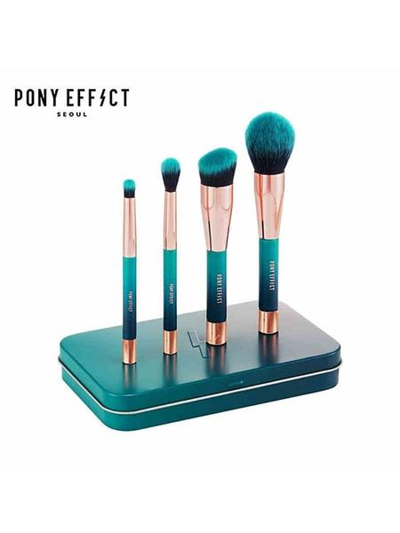 Fantasy Blue Magnetic Brush Set