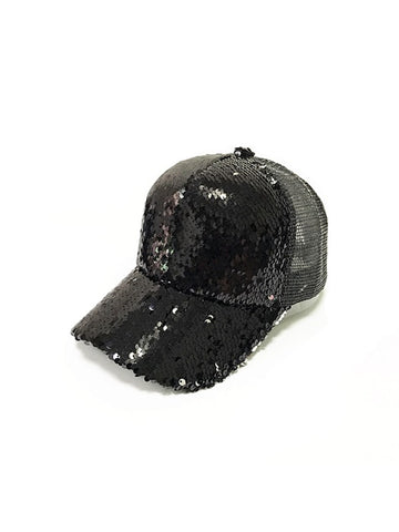 Solid Color Cat Ears Figure Baseball Cap
