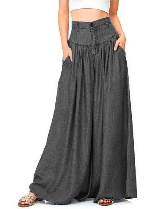 Sexy Loose Wide Leg Pants