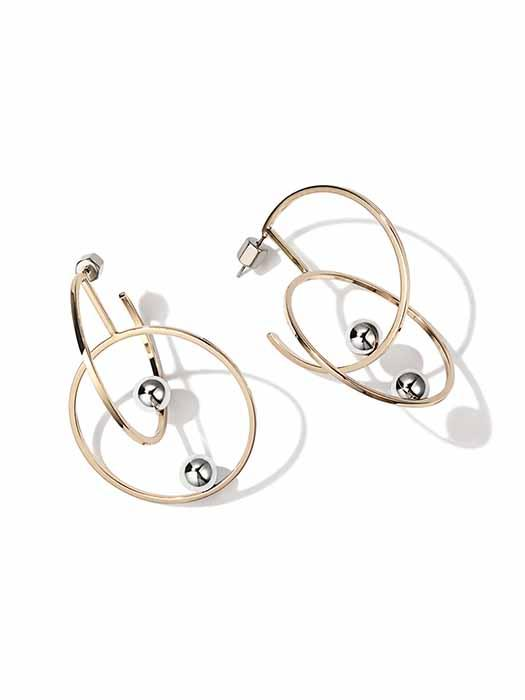 Entangled Perception Earrings