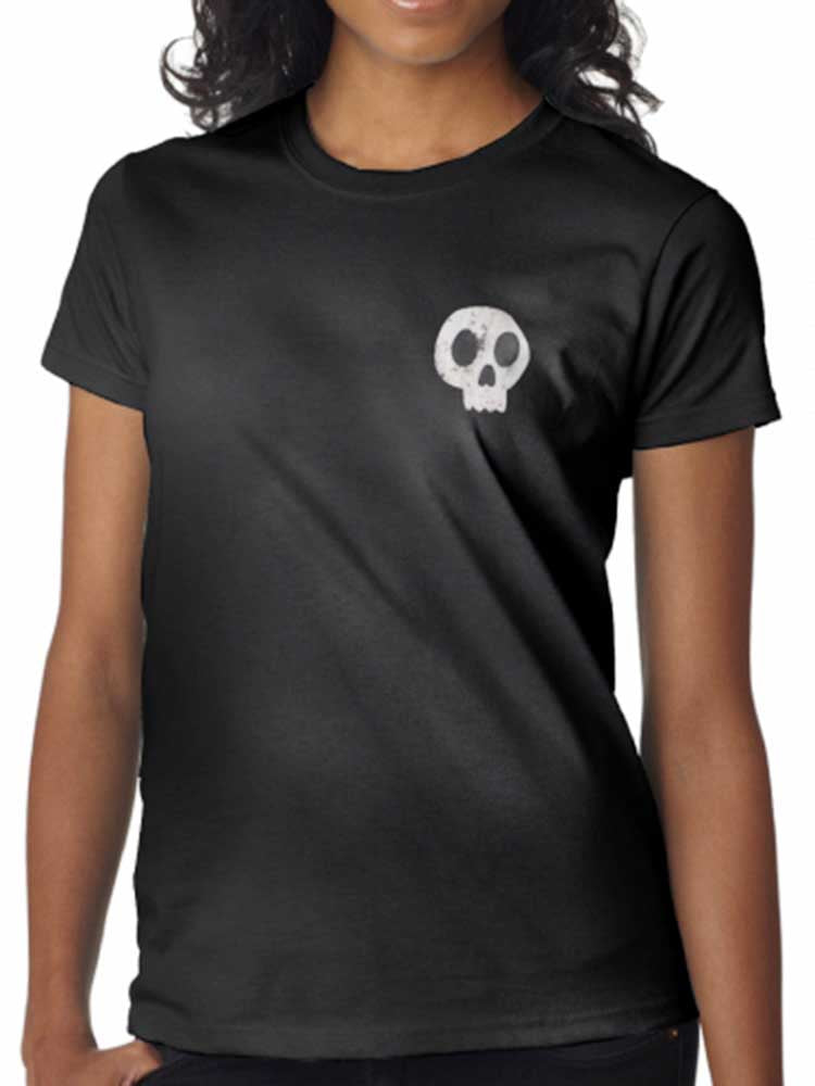 Shocking Skull Fun T-shirt