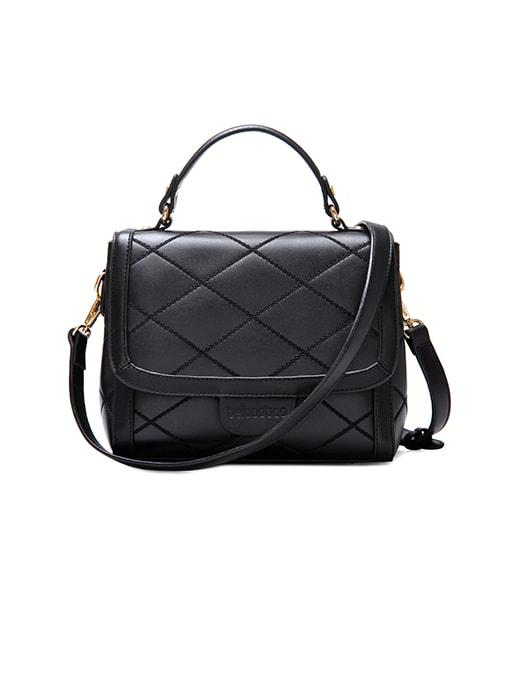 Glamorous Quality PU Quilted Cross Body Bag