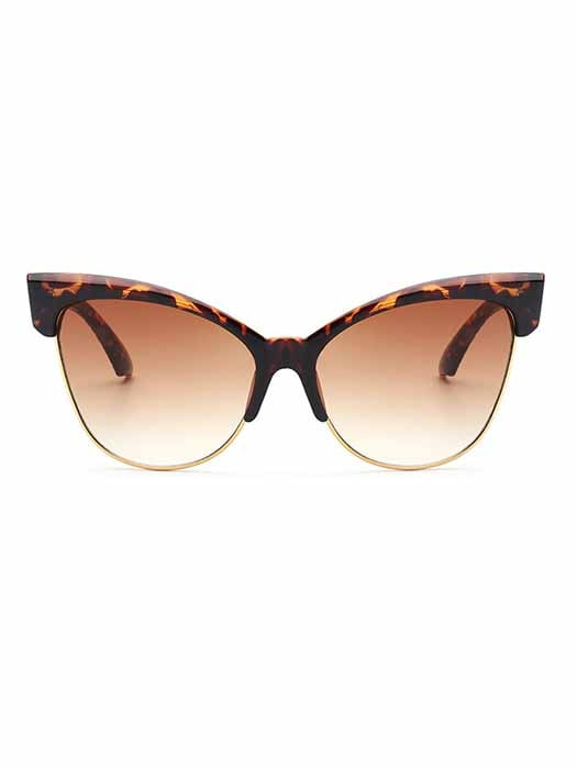 Retro Sexy Cat Eye Sunglasses