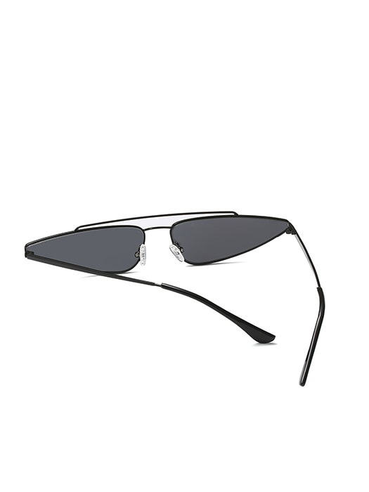 Esprit Cat Eye Sliver Rim Sunglasses