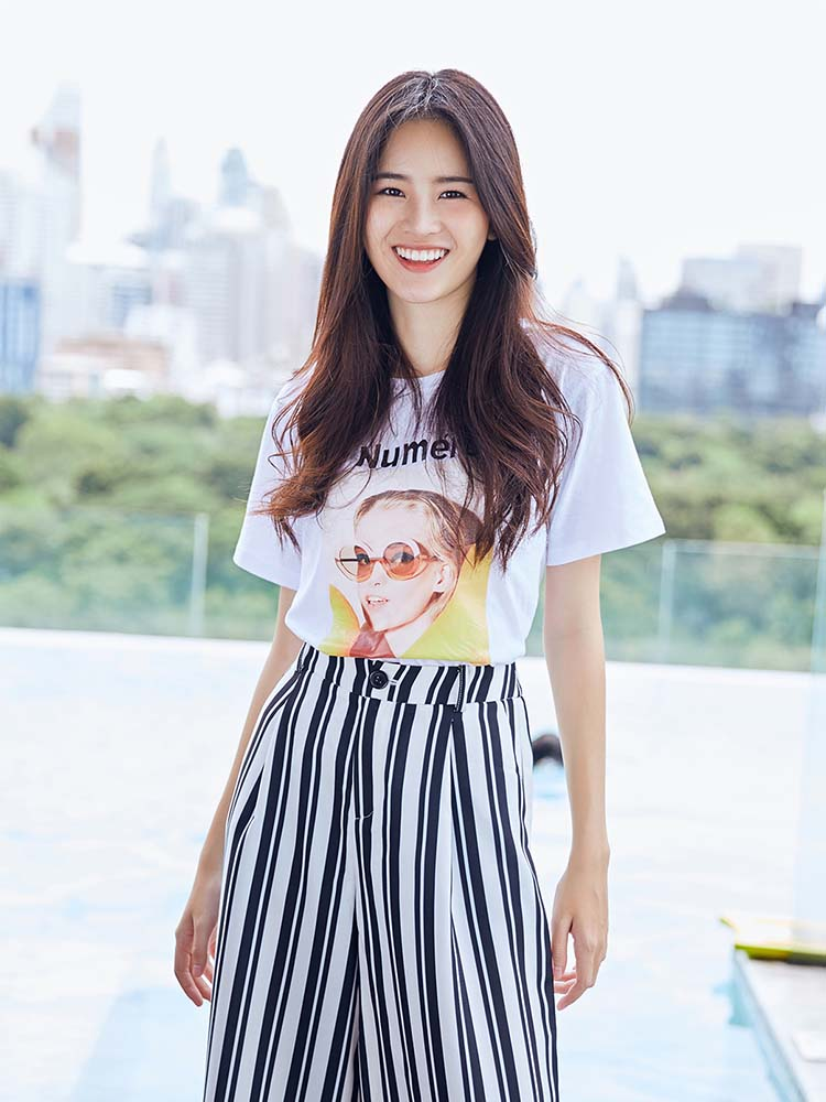 Street Style Printed T-shirt