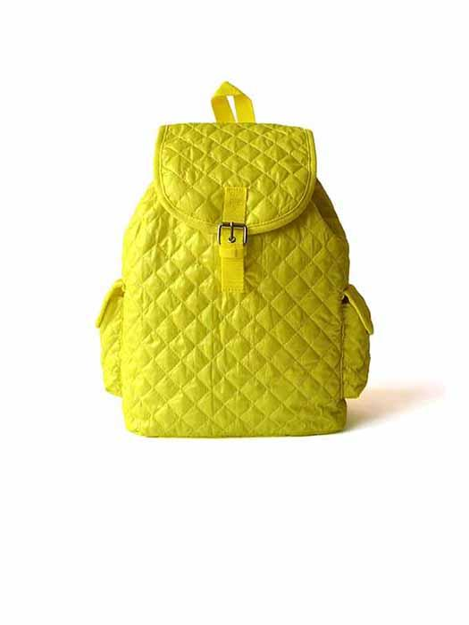 Diamond Quilted Winter Climbing Backpack
