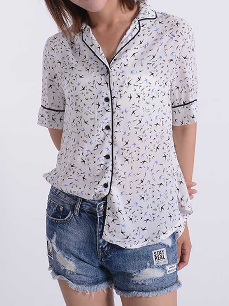Cozy Country Style Shirt