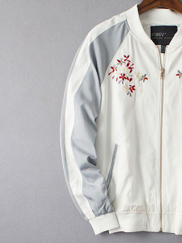 Breathe the Freshness Bomber Jacket