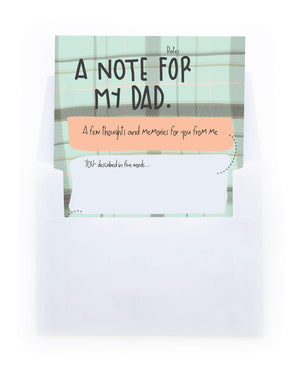 For Dad Conversation Starter