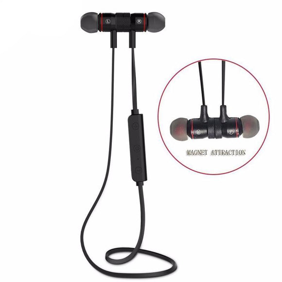 Bluetooth V4.1 Magnetic Earbuds