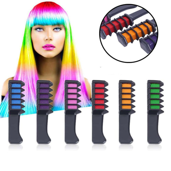 Personal Hair Dye Combs