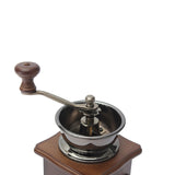 Mini Wooden Coffee Grinder