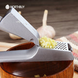 Aluminum Alloy Garlic Press / Crusher