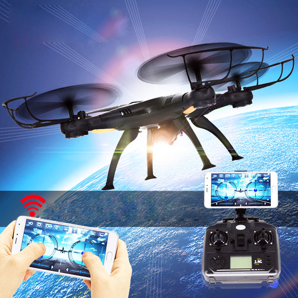 2.4G Wifi Drone with HD 2MP Camera