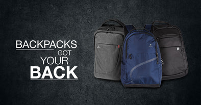 Backpacks are an urban essential