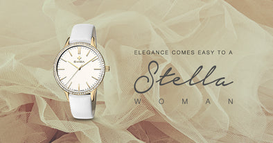 Stella Watches, fresh pick for the ladies