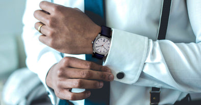 Why Quartz Movement Wrist Watches are the Best Buy for Stylish Men