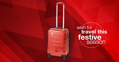 Why gifting luggage may be the best idea this festive season?