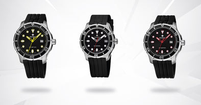 4 Types of Mens Wrist Watches for Every Occasion