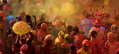 Eight Best Places in India to Experience Holi