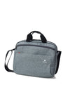 CASTUS, Briefcase, grey - Swiza