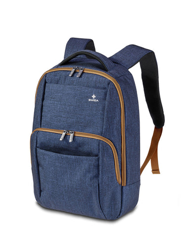 PORTAS, Backpack, blue - Swiza