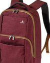 PORTAS, Backpack, red - Swiza