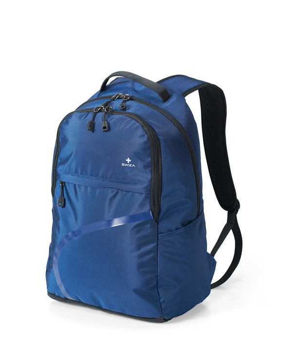 BERTUS, Backpack, blue. - Swiza