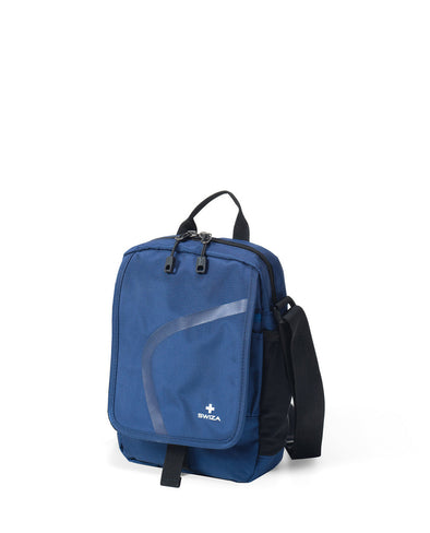 LOREM, Shoulder bag, blue - Swiza
