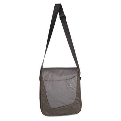 BALTUM, Shoulder bag, grey. - Swiza