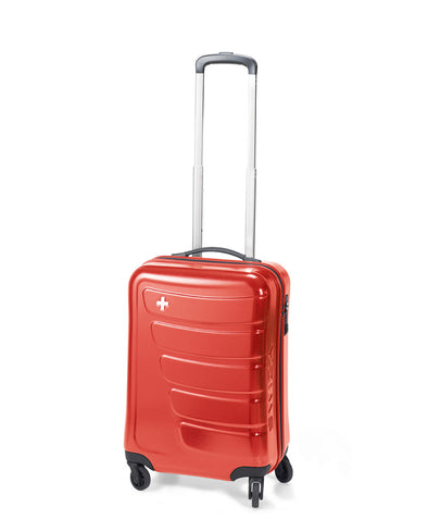 "JUSTUS 20"", HS Luggage, red - Swiza"