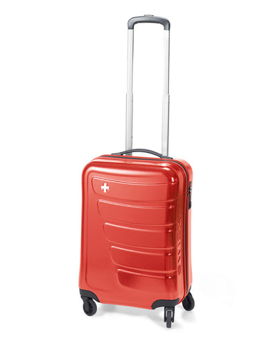 "JUSTUS 24"", HS Luggage, red - Swiza"