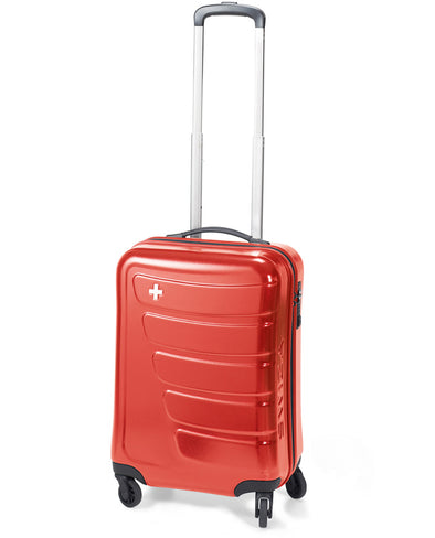 "JUSTUS 29"", HS Luggage, red - Swiza"