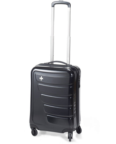 "JUSTUS 29"", HS Luggage, black - Swiza"