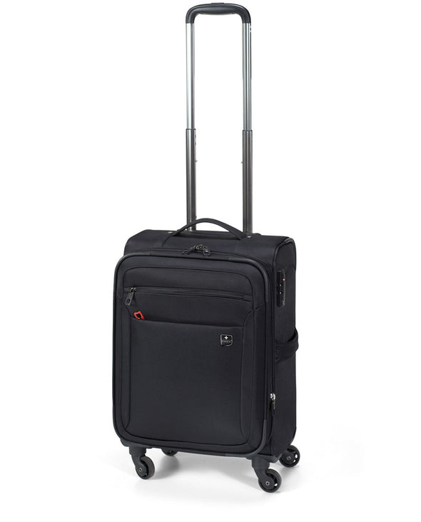 "EVENTUAL 25"", SS Trolley,black - Swiza"