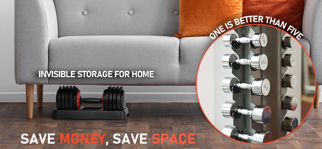 SAVE MONEY SAVE SPACE