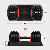 adjustable dumbbell for sale